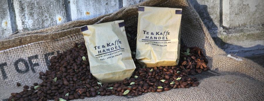 Lokalproducerat kaffe