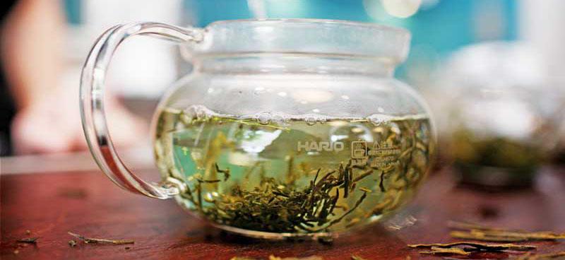 bra te för magen